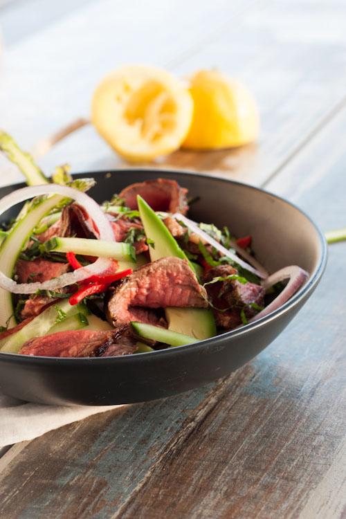 boeuf en salade3