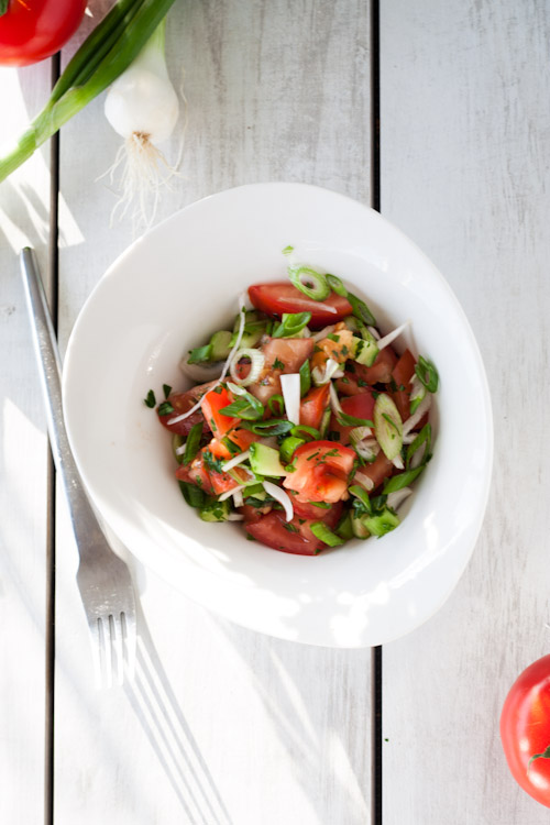 salade de tomatian