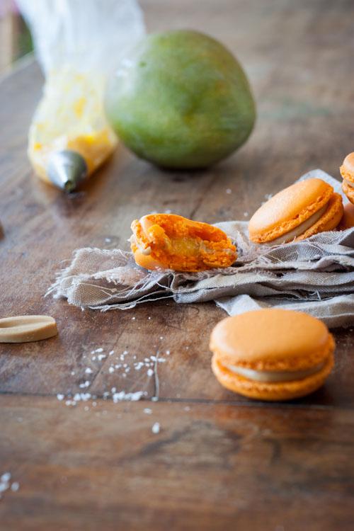 macarons dulcey mangue coco6