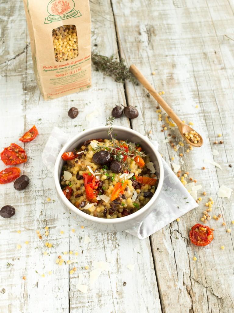 risotto fregola sarda olives noires et tomates confites-4