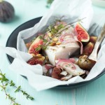 papillote cabillaud figues