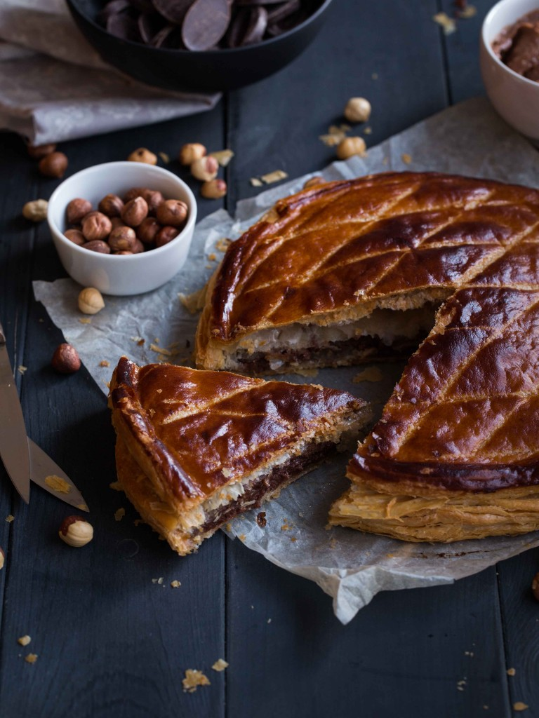 GALETTE CHOCO-NOISETTE